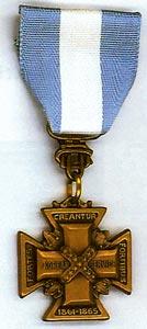 Korea Cross of Military Service