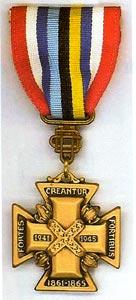 World War II Cross of Military Service
